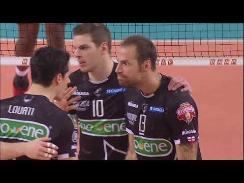 Kioene Padova - Sir Safety Perugia (Highlights, 2nd movie)