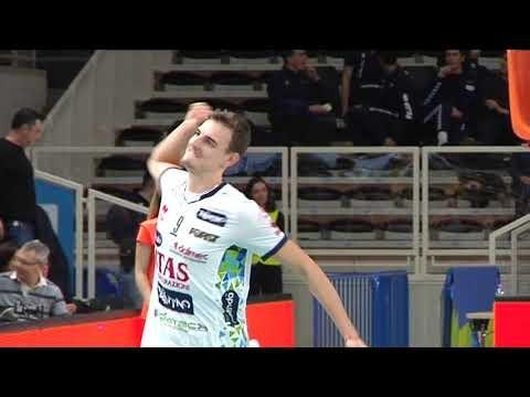 Trentino Volley - Revivre Milano (Highlights)