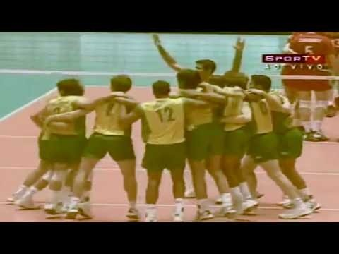 Volleyball to Remember: Brazil (2002-2006)