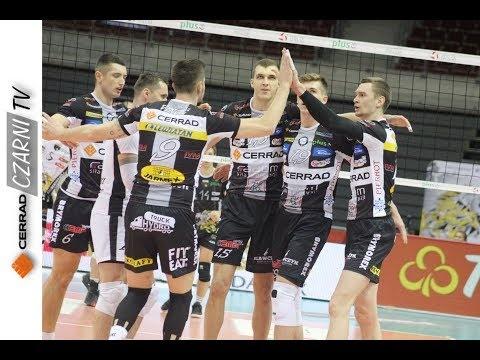 Trefl Gdańsk - Czarni Radom (Highlights)