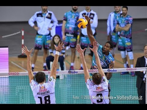 Argos Volley - Sir Safety Perugia (short cut)