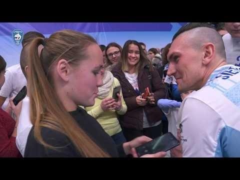 Dynamo Moscow - Arkas Izmir (short cut)