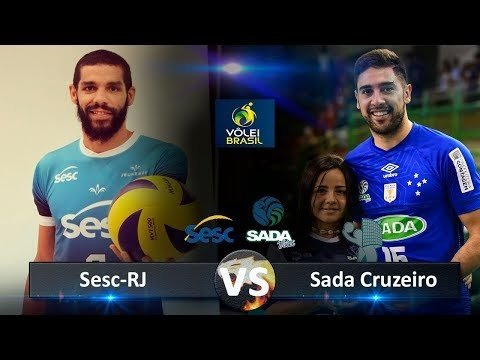 Sada Cruzeiro - Sesc/Rio de Janeiro (Highlights)
