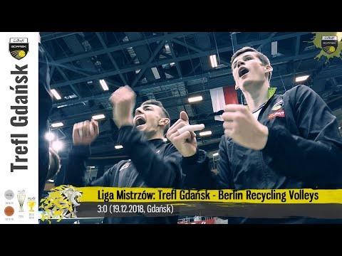 Trefl Gdańsk - Berlin Volleys (Highlights)