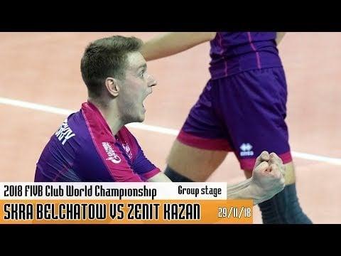 Skra Bełchatów - Zenit Kazan (full match)