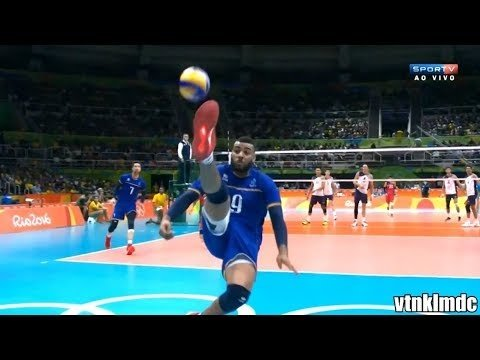 TOP 20 Best Volleyball Digs Ever