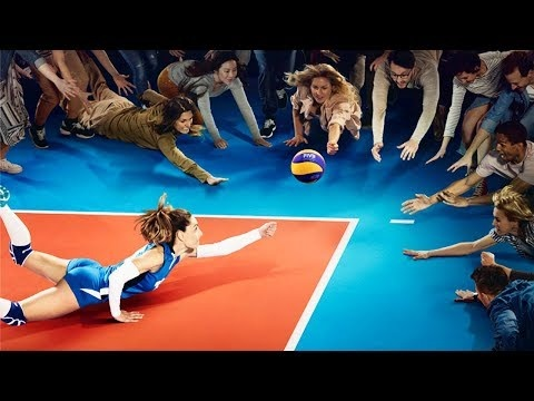 Volleyball Trick Shots in 2018