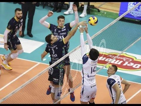 Emma Villas Siena - Trentino Volley (short cut)