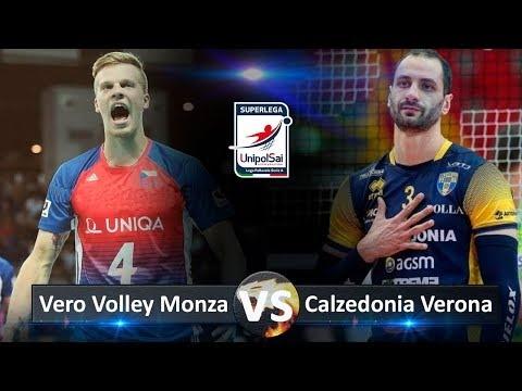 Blu Volley Verona - Vero Volley Monza (Highlights)