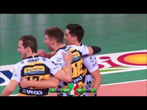 Argos Volley - Modena Volley (short cut)