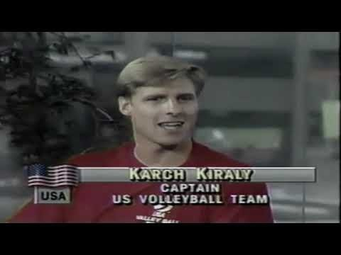 Volleyball to Remember: Karch Kiraly