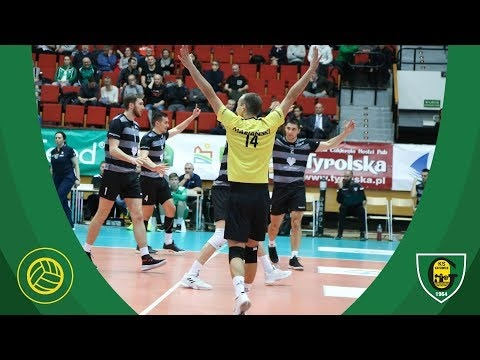AZS Olsztyn - GKS Katowice (Highlights)