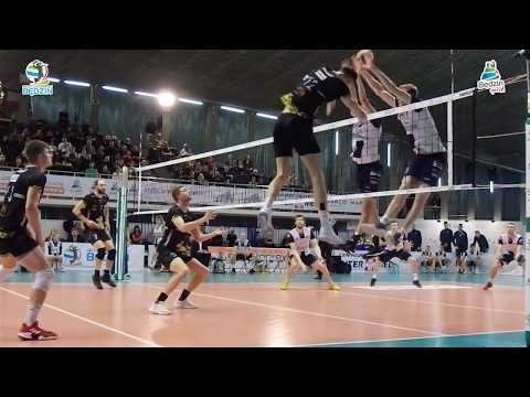 MKS Będzin - Trefl Gdańsk (Highlights)