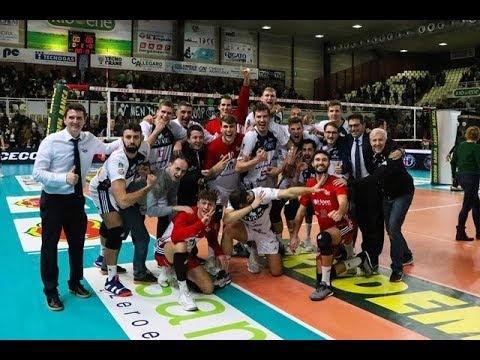 Kioene Padova - Power Volley Milano (short cut)