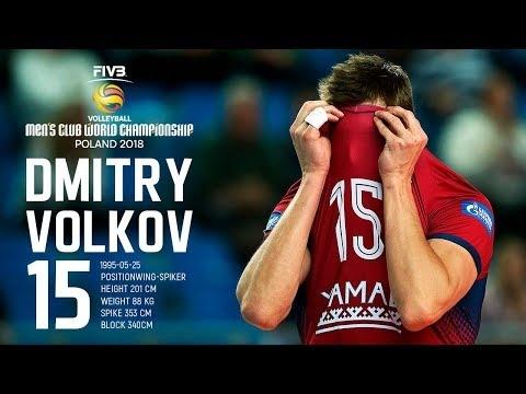Dmitry Volkov in Club World Championship 2018