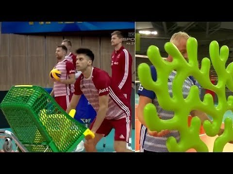 Stupid games during Polish trainings before WCH 2018