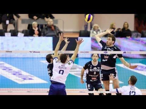 Top Volley Latina - Power Volley Milano (short cut)