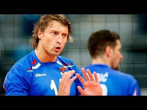 Volleyball to Remember: Ivan Miljkovic