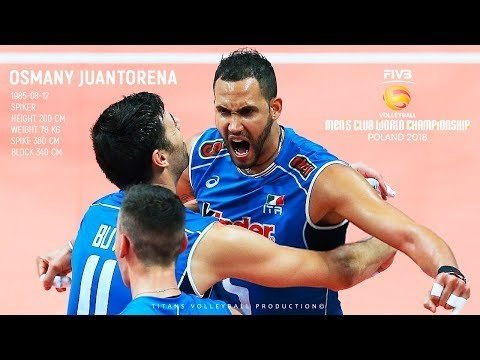 Top 10 Spikes Osmany Juantorena in World Championship 2018