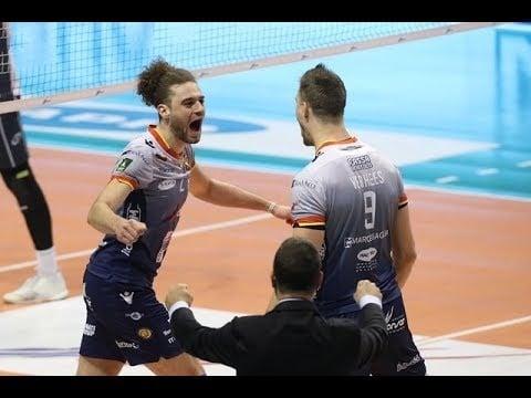 Consar Ravenna - Vero Volley Monza (short cut)