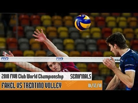 Trentino Volley - Fakel Novy Urengoy (full match)