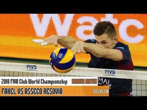 Resovia Rzeszów - Fakel Novy Urengoy (full match)