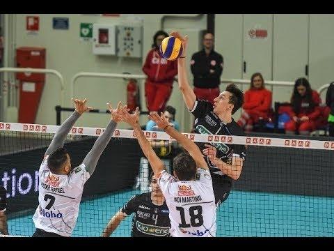 Pallavolo Padova - Argos Volley (short cut)