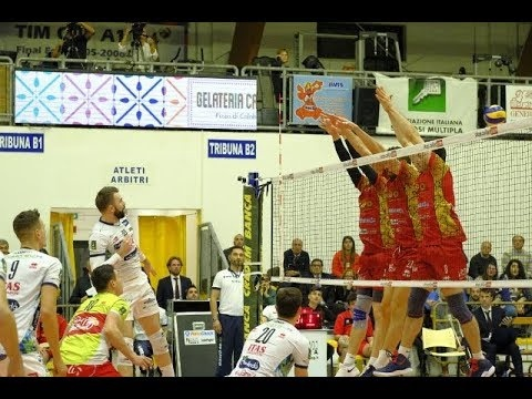 Vibo Valentia - Trentino Volley (short cut)