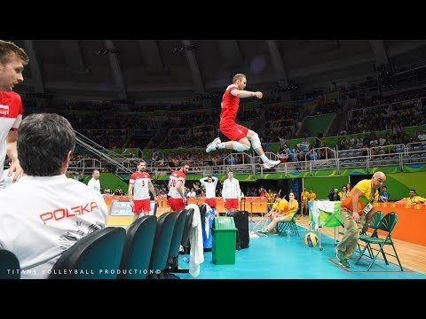 Beautiful Actions in Volleyball History
