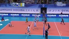 Ilia Vlasov 4th meter spike