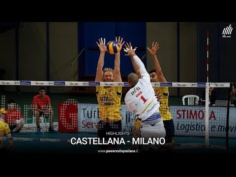 Castellana Grotte - Power Volley Milano (short cut)