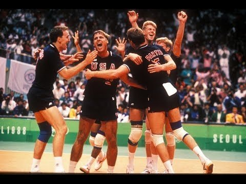 Volleyball to Remember: United States (1984-1988)