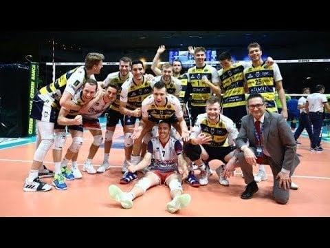 Modena Volley - Top Volley Latina (short cut)