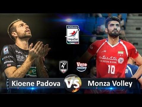 Vero Volley Monza - Kioene Padova (Highlights)