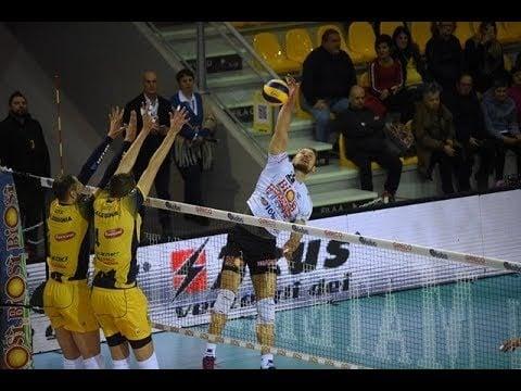 Argos Volley - Calzedonia Verona (short cut)
