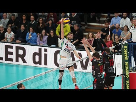 Trentino Volley - Cucine Lube Civitanova (Highlights)