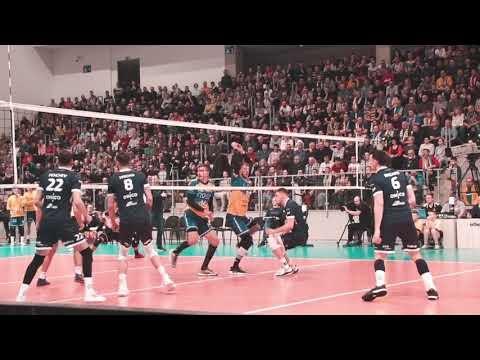 AZS Nysa - Onico Warsaw (Highlights)