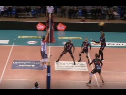 Lube Civitanova - Vero Volley Monza (last points)