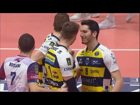 Modena Volley 9 points in a row