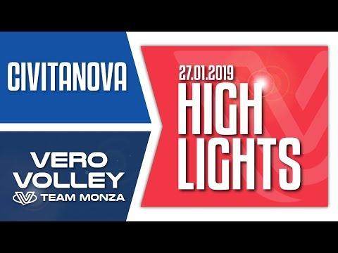Cucine Lube - Vero Volley Monza (short cut)