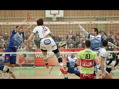 Volley Amriswil - Trentino Volley (Highlights)