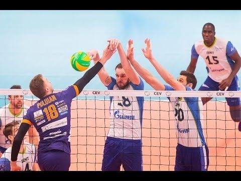 Zenit St. Petersburg - ACH Volley Ljubljana (Highlights)