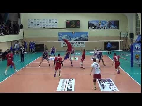 Todor Kostov quick spike