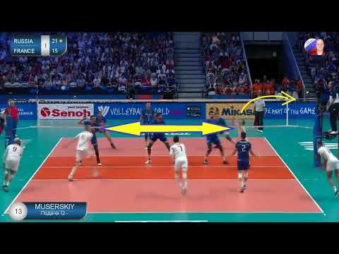 Volleyball Explained: Setter in Rotation 2