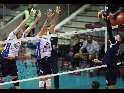 Levski Sofia - Montana Volley (Highlights)