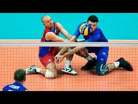TOP 30 Volleyball Headshots