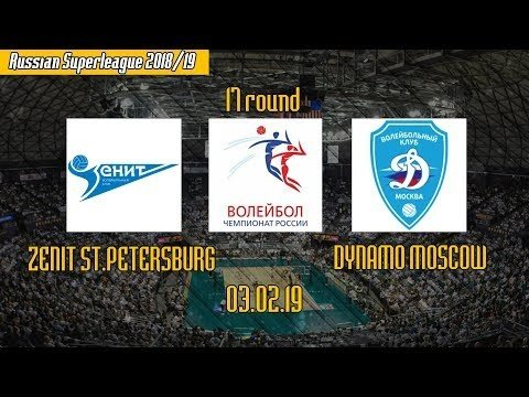 Zenit St. Petersburg - Dynamo Moscow (full match)