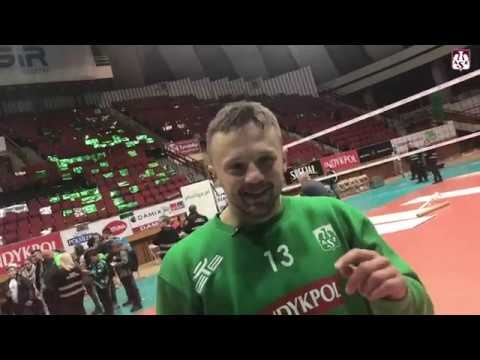 AZS Olsztyn - Trefl Gdańsk (Trailer)