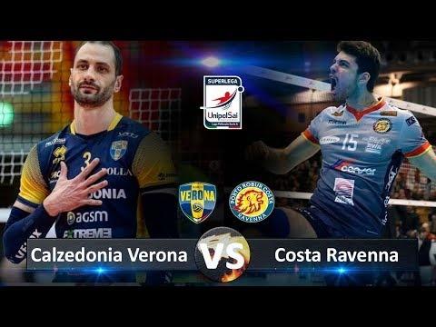 Consar Ravenna - Calzedonia Verona (Highlights)