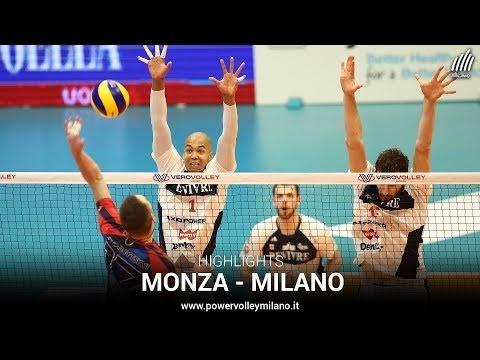 Vero Volley Monza - Power Volley Milano (short cut)